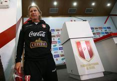 Ricardo Gareca anunciará la lista para los partidos contra Paraguay y Brasil en las Eliminatorias