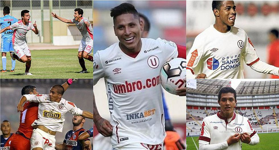 Anthony Osorio y los últimos '9' en Universitario de Deportes