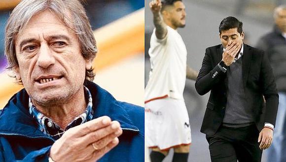"""Germán Leguía: """"Si la 'U' sigue jugando así, perderá la categoría"""""""