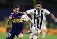 Boca Juniors igualó 0-0 ante Libertad por la Copa Libertadores