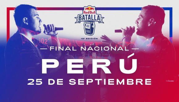 Sigue EN VIVO la Final Nacional de la Red Bull Batalla de los Gallos Perú 2021. Mira todos los detalles del evento.