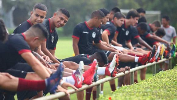 Universitario pone en vitrina a tres juveniles durante la temporada 2019