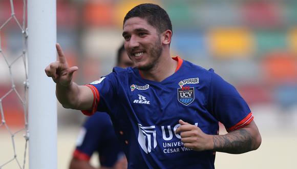Santiago Silva marcó un total de 15 goles en 32 partidos durante la temporada 2019   Foto: GEC