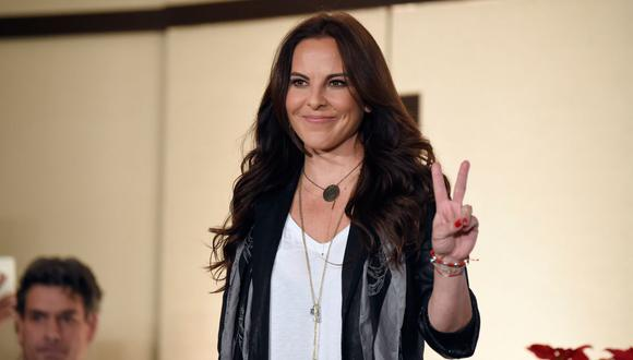Kate del Castillo homenajeará a su padre con producción sobre sus corridos mexicanos. (Foto: AFP).