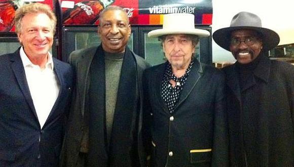"""El Premio Nobel Bob Dylan le hizo una canción a """"Huracán"""" Carter"""