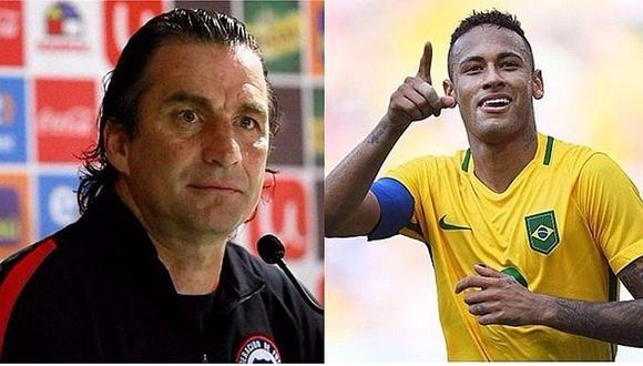 """Juan Antonio Pizzi: """"Tenemos claro lo que hay que hacer contra Brasil"""""""