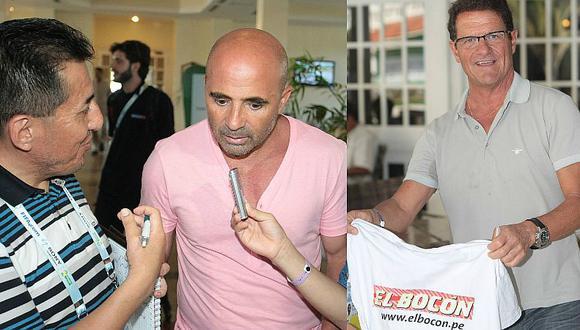 Barcelona: Fabio Capello recomienda a Jorge Sampaoli