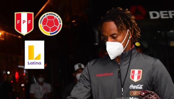 Perú y Colombia se ven las caras por la jornada 7 de las Eliminatorias rumbo a Qatar 2022 en el Estadio Nacional. Sigue el MINUTO A MINUTO del partido.
