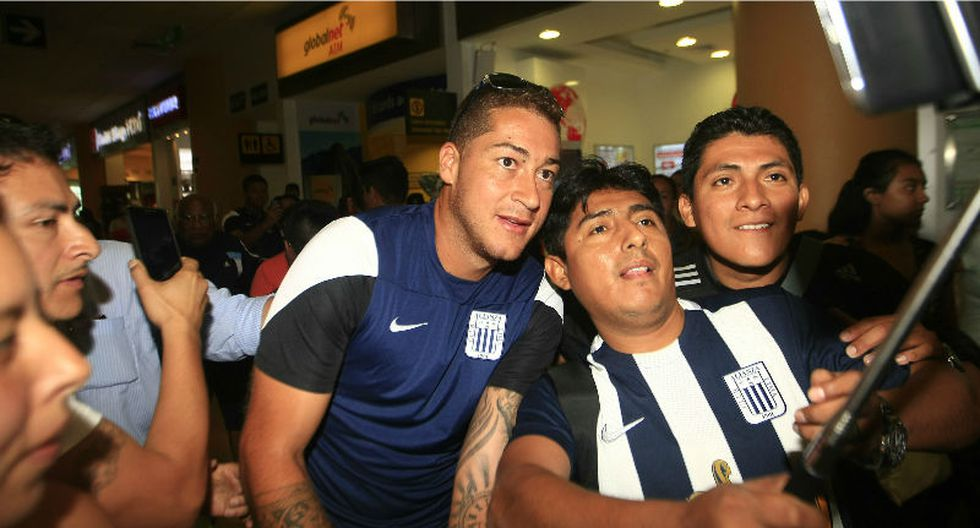 Alianza Lima llegó a Arequipa para continuar con pretemporada