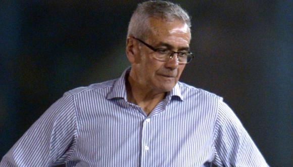 Gregorio Pérez llegó a Universitario en diciembre del año pasado. (Foto: AFP)