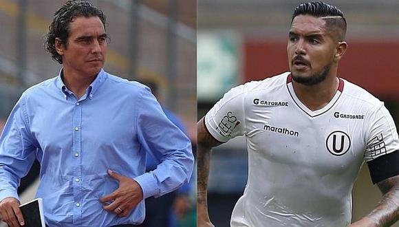 ¿'Chemo' Del Solar descarta a Vargas para reforzar César Vallejo?