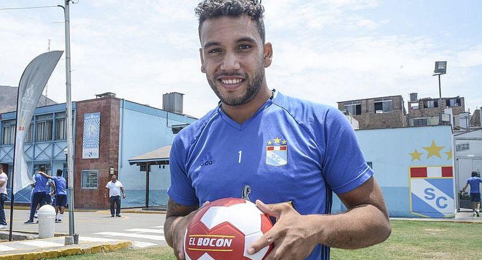 """Carlos Grados: """"Aprovecharé mi oportunidad en Sporting Cristal"""""""