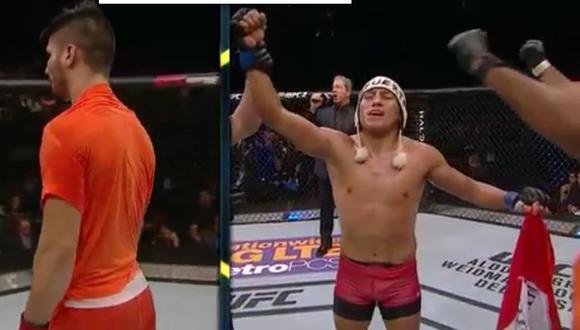 Enrique Barzola ya es parte de la UFC tras ganar TUF [VIDEO]