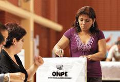 ONPE, Elecciones 2021: Cómo votar en los comicios este 11 de abril