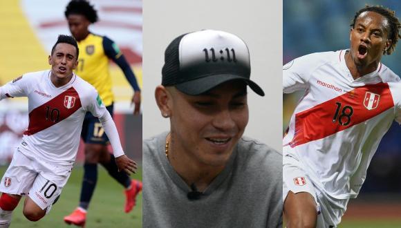 El futbolista confirmó que le envió mensajes a los jugadores de la selección peruana previo a la semifinales de la Copa América.