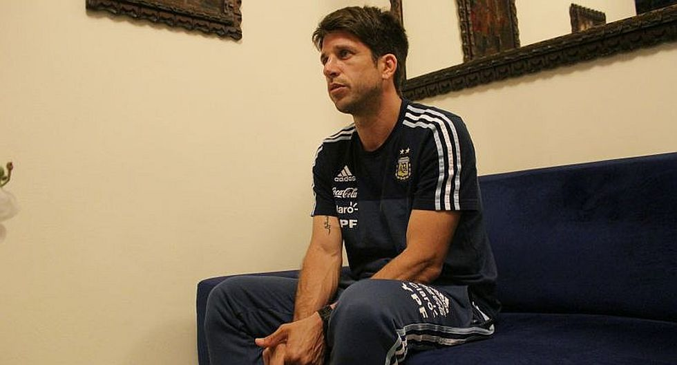 Mundialista con Argentina habló sobre el trabajo formativo en su país