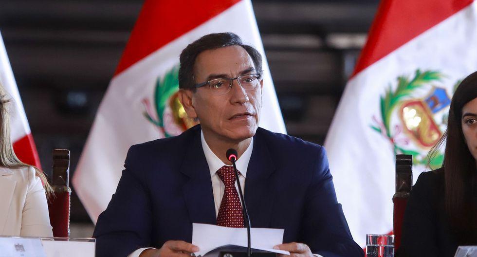 Martín Vizcarra dará mensaje a la nación informando acerca de las nuevas medidas para evitar propagación del Coronavirus