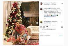 Las postales y mensajes de los jugadores de la selección peruana por Navidad   FOTOS