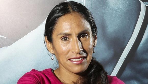 Gladys Tejeda   ¿Por qué la fondista aún no ha clasificado a Tokio 2020 si ya ganó la medalla de oro?   FOTO