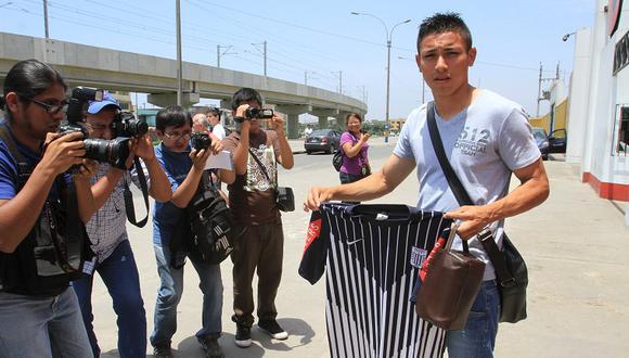 Jean Deza lo confirmó: Ya soy jugador de Alianza Lima