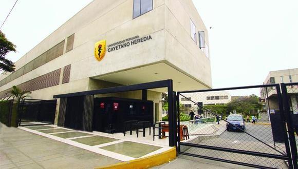 Universidad Peruana Cayetano Heredia (UPCH) anunció este miércoles el término de los procesos administrativos. (Foto: GEC)