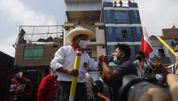 Ello ocurrió el sábado luego de que Pedro Castillo visitó las provincias de Chao y Virú en La Libertad.  (Randy Reyes)