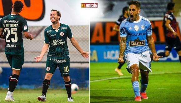 Universitario de Deportes y Sporting Cristal se enfrentan por la fecha 5 de la Liga 1.