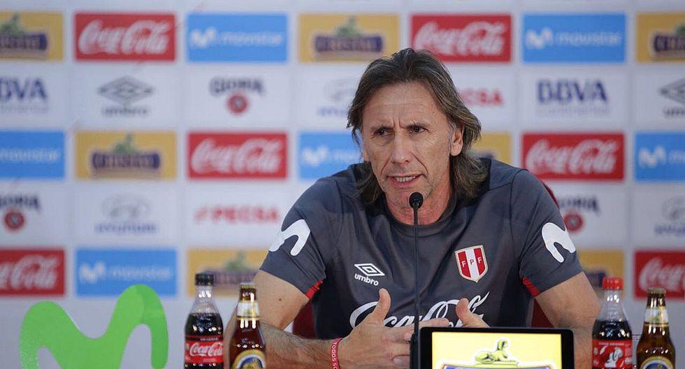 Ricardo Gareca respondió a la opción de dirigir a la selección de Argentina