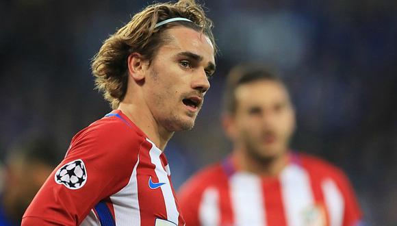 Atlético de Madrid ya tiene al reemplazante de Antoine Griezmann
