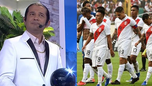 Copa América 2019: Reinaldo Dos Santos acertó en que Perú perdía ante Brasil | VIDEO