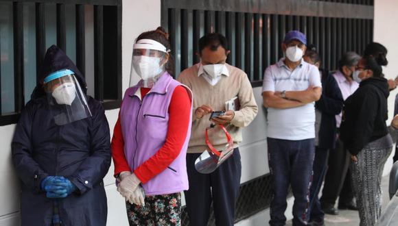 El Bono Yo Me Quedo En Casa fue el primer bono que entregó el Gobierno peruano a causa de la pandemia del COVID 19   Foto: GEC