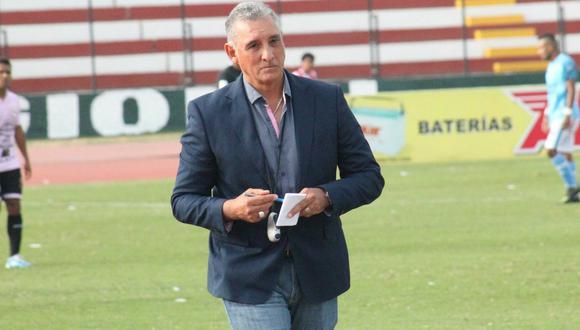 Mario Viera llegó a Carlos A. Mannucci en el 2019 (Foto: Liga 1)