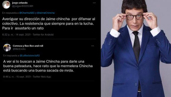 Instituto de Prensa y Sociedad rechazó amenazas contra periodista Jaime Chincha. (Foto: IPYS)