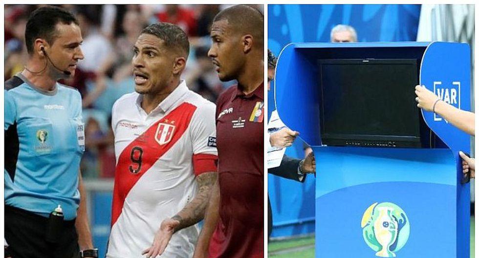 Selección peruana   Las 28 intervenciones del VAR que pudieron cambiar la Copa América   FOTOS