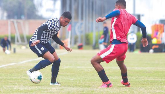 Alianza Lima venció 4-0 a la Universidad San Martín   Foto: Alianza Lima