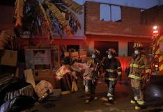 Niño de 6 años pierde la vida tras incendiarse su casa | FOTOS Y VIDEO