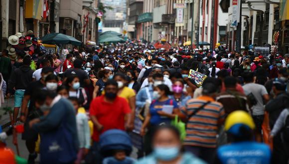 El Minsa actualizó cifras de decesos y contagios por COVID-19. (Foto: GEC)