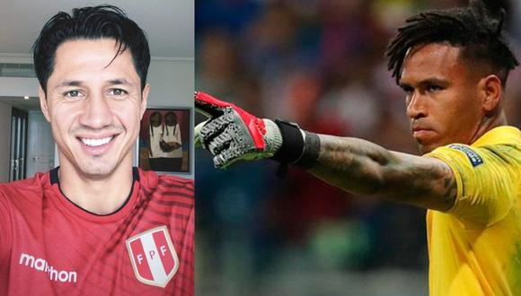 Pedro Gallese intentó 'trolear' a Gianluca Lapadula pero este no se quedó atrás y respondió con un gracioso comentario en Instagram.