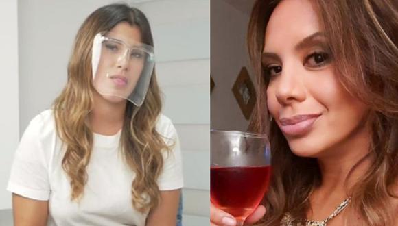 Mónica Cabrejos cuadró a Yahaira Plasencia. (Instagram)