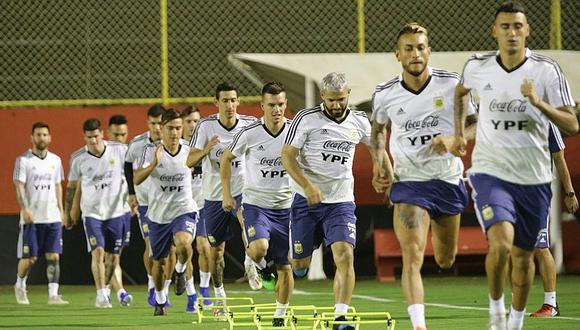 ¡INSÓLITO! Copa América 2019: Selección de Argentina denuncia helicópteros espía en entrenamientos | VIDEO