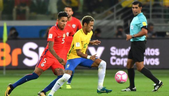 Neymar es uno de los goleadores del torneo con 2 tantos. (Foto: AFP)