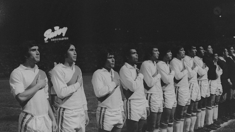Copa América 1975, selección peruana. (Foto: GEC Archivo Histórico)