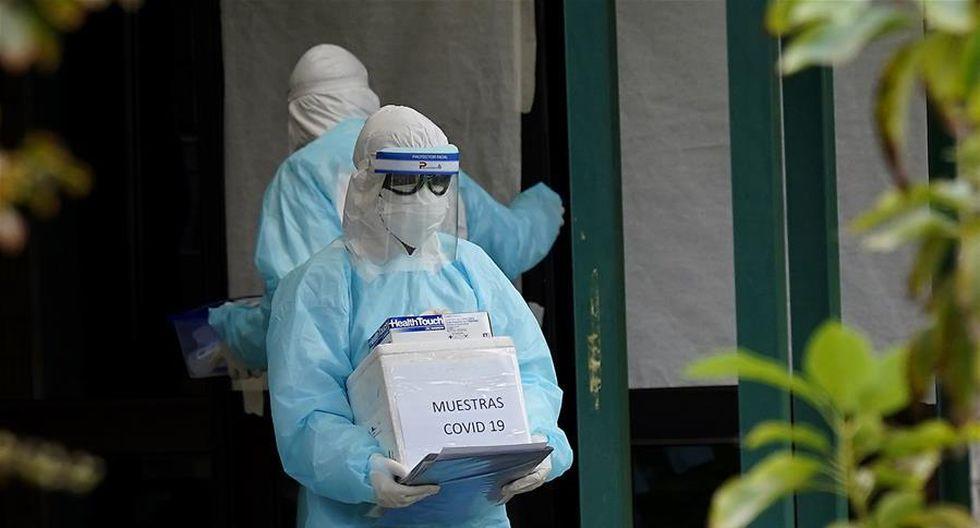 Chile registra 7.213 personas con COVID-19 y 80 muertes