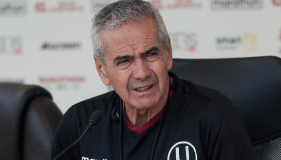 Gregorio Pérez espera fecha para retornar a Lima. (GEC)