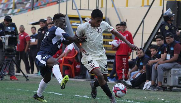 Universitario empató 2-2 con San Martín en el Monumental