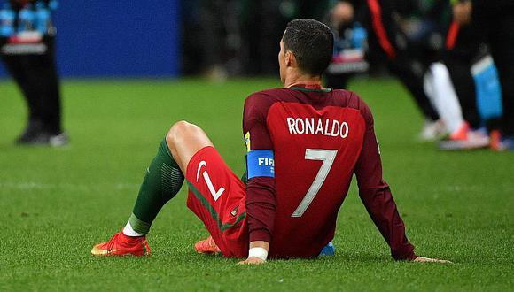 Cristiano Ronaldo: ¿Por qué no pateó en la definición por penales?