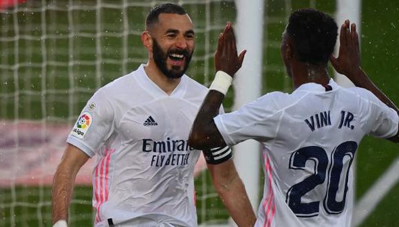 Real Madrid vs. Cádiz: sigue EN VIVO el partido por la jornada 31 de LaLiga Santander. (Foto: AFP)