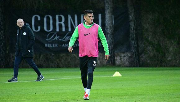 Paolo Hurtado será baja 7 semanas en Konyaspor