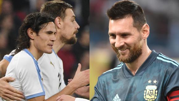 Argentina vs. Uruguay EN VIVO desde Tel Aviv por el amistoso FIFA 2019 | FOTO: AFP