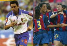 El día que Real Zaragoza de Miguel Rebosio dejó fuera de la Copa del Rey al Barcelona de Ronaldinho (VIDEO)